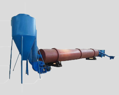 Biomass Drum Dryer
