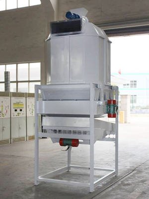 counter flow cooling machine