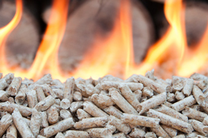 What materials can hard wood pellet making machine process?