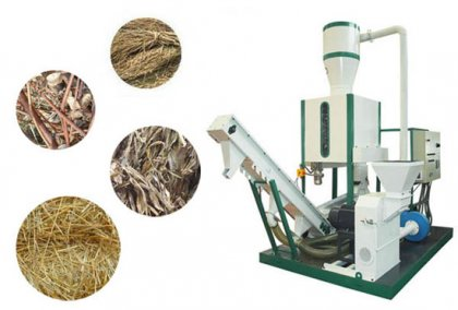 The problems faced in the development of pellet press