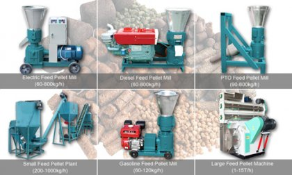 The biomass pellet machine has a bright future